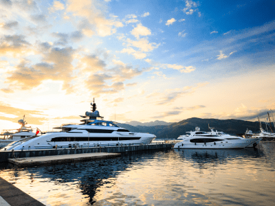 Maritime Super Yacht Security